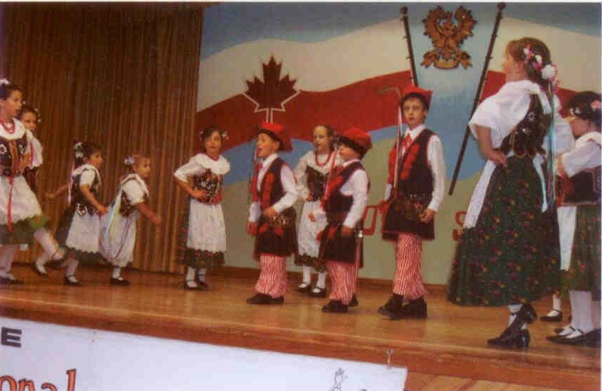 Polish Junior Dancers